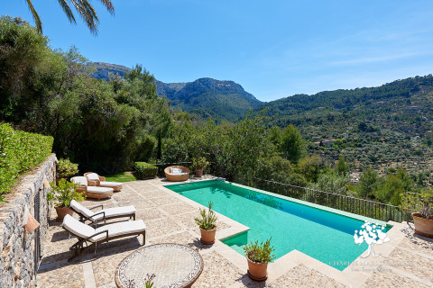 A beautiful oasis between Deia village and Cala Deia