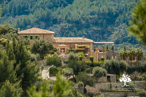 An exclusive luxury residence in Mallorca's top location.